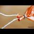 Карман для колбасы фиброуз., лосось, 60 мм, длина 31 см, клипса с петлей - 1 шт.