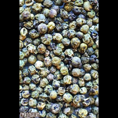 Перец зеленый горошек - 50гр и 100гр